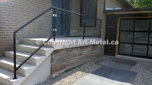 Glass Banisters Cost Glass Railing Systems Toronto Stair Balcony Deck Interior