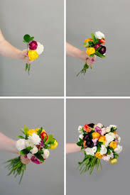 how to make a diy wedding bouquet from start to finish a