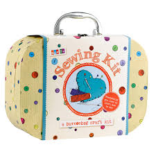 buttonbag sewing kit for children welcome to butterfly bright