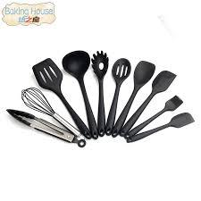 ustensile de cuisine en silicone pots et casseroles casseroles de luxe poêle caucepan inox ensemble