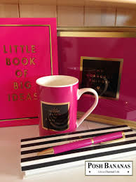 Pink And Gold Bathroom by Bright Pink And Gold Inspirational Mug In Gift Box Queen Of
