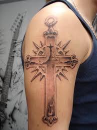 cross tattoos img pic tatuaje