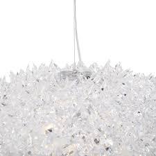Esszimmerlampen Kristall Kartell Bloom Pendelleuchte Rund Kaufen Bei Light11 De