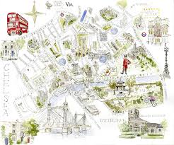 London Maps Chelsea London Map London Map Kensington Map Royal Borough Of