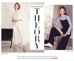 theory clothing theory clothing shoes 2017 lookbook shopbop