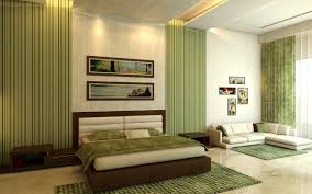 Contemporary Room Theme Bedroom Modern Contemporary Bedroom Decoration With Green And