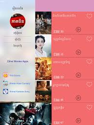 chinese dramas dubbed khmer app ranking and store data app annie