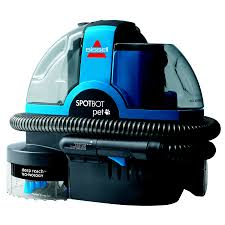 Handheld Rug Cleaner Shop Bissell Spotbot Pet 0 234 Gallon Portable Carpet Cleaner At