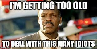 Danny Glover Meme - lethal weapon danny glover meme generator imgflip