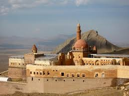 Ottoman Period Ancient Ishak Pasha Palace Of Ottoman Period In The Dogubeyazıt
