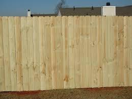 Types Of Garden Fences - white picket fence home depot h tan vinyl picket best 25 vinyl