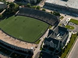 Kansas State Map K State Campus Map West Stadium