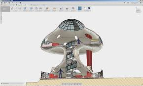 mushroom house a revit u0026 fusion project autodesk online gallery