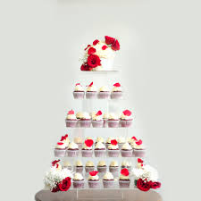 wedding cake tangerang cupcakes company beautiful wedding cupcakes package