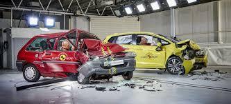 nissan micra crash test 20 años de crash test de euroncap cuánto ha avanzado la