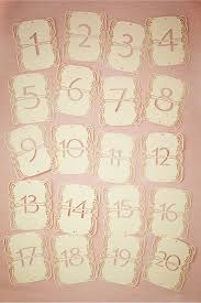 Laser Cut Table Numbers 14 Best Laser Cut Table Numbers Images On Pinterest Table