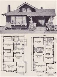 mission style home plans the varina from 101 modern homes by standard homes company 1923