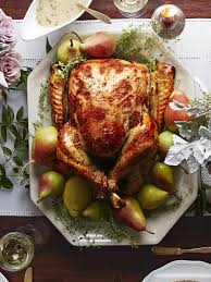thanksgiving traditional thanksgiving dinner recipes easy pear