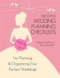 wedding checklist book the top 10 wedding planning checklists book pdf free checklists