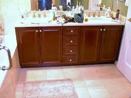 Built In Bathroom Cabinets Nyc Custom Bathroom Vanity Cabinets Designed Custom Made To Fit