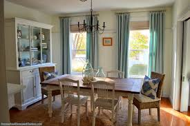 beach dining room sets summerland homes u0026 gardens dining room table tutorial