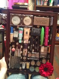 hair and makeup organizer bedroom diy makeup organizer makeup drawer organisers uk