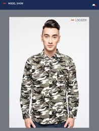 langmeng 100 cotton mens long sleeve camouflage shirt men army