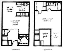 Barrington Floor Plan Barrington Bridge Apartments Everyaptmapped Chesterton In