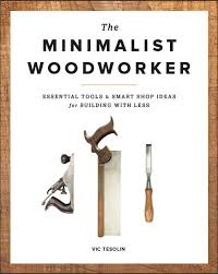 minimalist woodworker signed copy usd u2014 minimalist woodworker