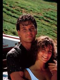 patrick swayze and jennifer grey in dirty dancing people