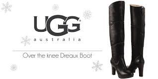 ugg australia s the knee be dramatic ugg australia s dreaux boots