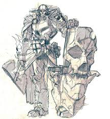 death knight sketch the portfolio and gallery of james cox