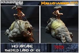 twisted dorothy mcfarlane twisted land of oz