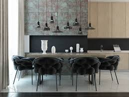 Black Dining Chairs Black Dining Chairs Interior Design Ideas