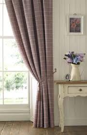 Tartan Drapes Curtains Stunning Purple Tartan Curtains Highland Wool Tartan