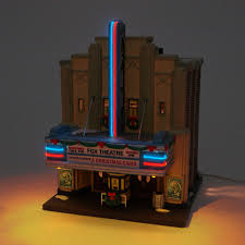 department 56 in the city the fox theatre