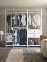 Closet Storage Units 2 Elvarli Storage System Ikea Hack Storage And Organizations