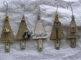 burlap christmas decorations u2013 decoration image idea christmas ideas