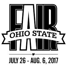 Ohio State Fair Map by Logos Ohio State Fair
