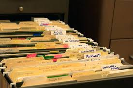 how to organize a file cabinet system creating a file system that works the ultimate guide life your way