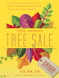 15th annual tree sale jamboree in a new location trees atlanta
