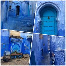 Morocco Blue City by Chefchaouen Morocco شفشاون الشاون Xauen In Région De Tanger