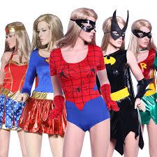 halloween costumes super heros super hero superwoman heroine fancy dress up comic