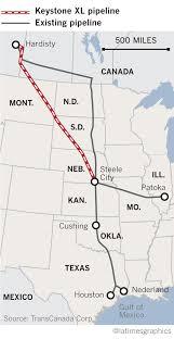 keystone xl pipeline map reopens door to building keystone xl and dakota access