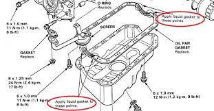 honda accord how to replace your oil pump honda tech