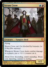 Storm Crow Meme - storm crow what is all this about magictcg