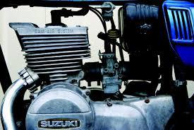 suzuki gt185k