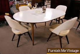 Oval Kitchen Table Interior Contempo Dining Room Designs With - Laminate kitchen tables