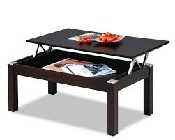 Turn Coffee Table Into Dining Table Furniture Adjustable Coffee Table Combined With Alluring Pattern