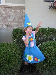garden gnome costume blue cricket design